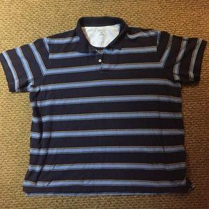 Lands'end men's polo shirt